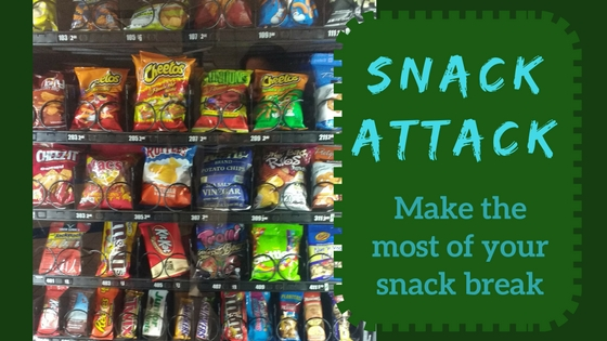 Make the most of your snack break
