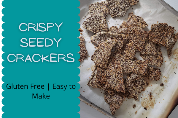 Crispy Seedy Crackers