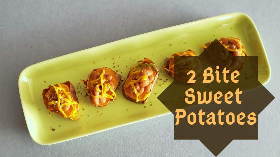2-Bite Sweet Potato